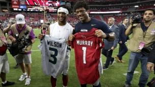 Wilson et Murray, deux quarts électrisants