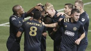 Union 5 - Toronto FC 0