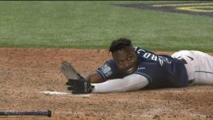 Erreur des Dodgers, les Rays égalisent la Série mondiale