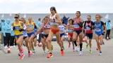Des marathoniennes