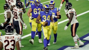 Bears 10 - Rams 24