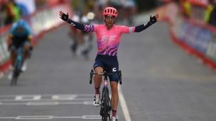 Michael Woods remporte la 7e étape de la Vuelta