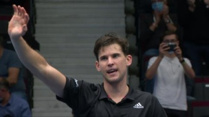 Thiem facilement en quarts