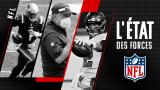 État des forces NFL 3 novembre 2020