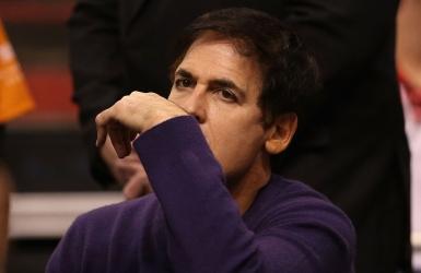 NBA : une amende salée pour Mark Cuban