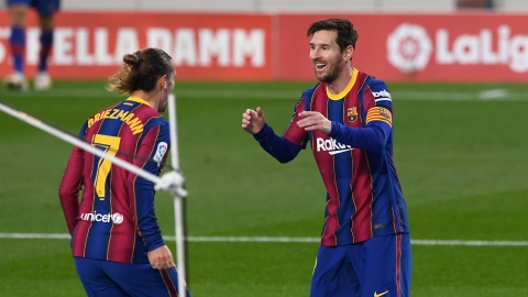 Après Messi, Griezmann quitte le Barça