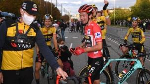 Primoz Roglic remporte la Vuelta