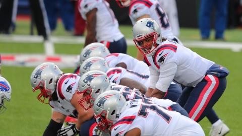 Newton veut rebondir à sa 2e saison avec les Patriots
