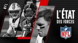 État des forces NFL 10 novembre 2020
