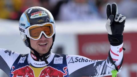 Reichelt accrochera ses skis