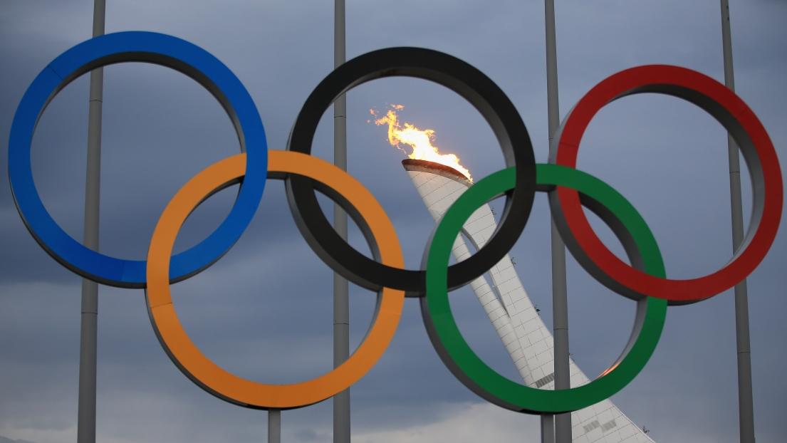 anneaux olympiques Sotchi