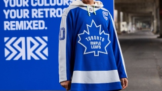 Leafs retro