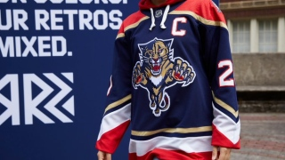Panthers retro