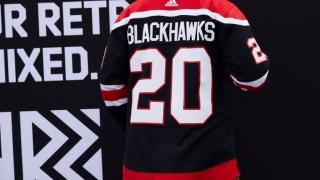 Blackhawks retro
