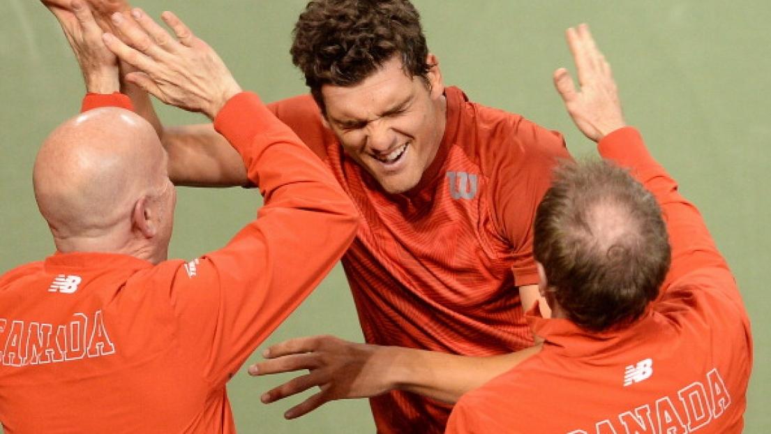 Match décisif pour Félix Auger-Aliassime — Coupe Davis