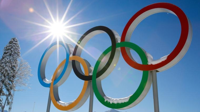 Jeux olympiques selon le cio il reste encore beaucoup de travail faire - Anneau des jeux olympique ...