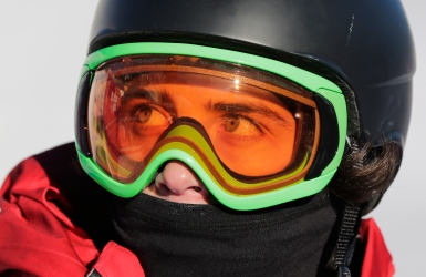 Mark McMorris mal en point
