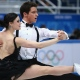 Tessa Virtue et Scott Moir