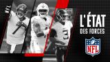État des forces NFL - 17 novembre 2020