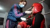 Gaza boxe féminine
