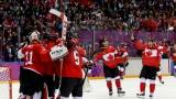 Le Canada remporte l'or à Sotchi