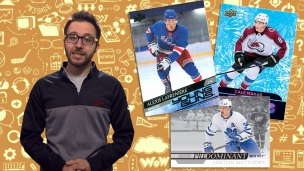 Le retour en force des cartes de hockey!