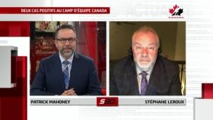 COVID-19 : incertitude chez Équipe Canada junior