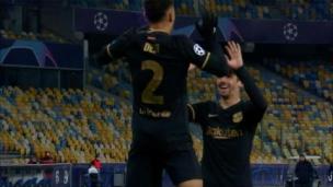Dynamo Kiev 0 - FC Barcelone 4