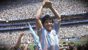 Le parcours de Diego Maradona