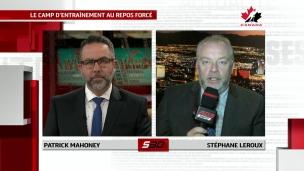 ÉCJ : Le camp suspendu pour 14 jours