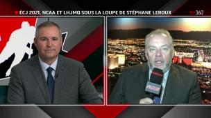 Sous la loupe de Stéphane Leroux