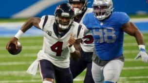 Texans 41 - Lions 25
