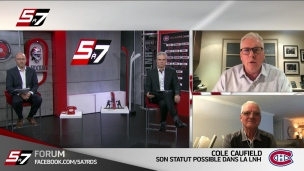 Le Forum - Le statut possible de Caufield dans la LNH