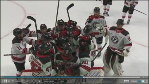 Remparts 2 - Olympiques 1