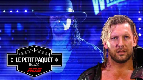 Le petit paquet : The Undertaker n'est plus
