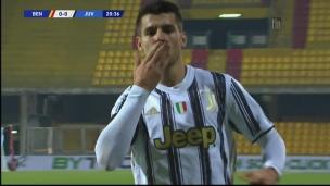 Benevento 1 - Juventus 1