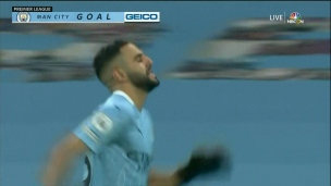 Manchester City 5 - Burnley 0