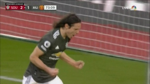 Southampton 2 - Manchester United 3