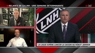 Retour LNH : le 1er janvier, date réaliste?