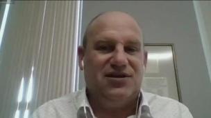 Entrevue avec Frank Pons