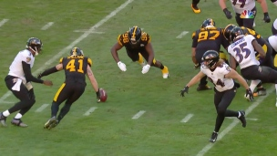Steelers 19 - Ravens 14