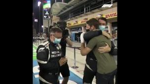 Grosjean remercie ceux qui lui ont sauvé la vie