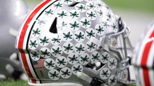 Ohio State : c'est quoi sur le casque ?