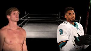 Un combat de boxe entre Evander Kane et un youtubeur?