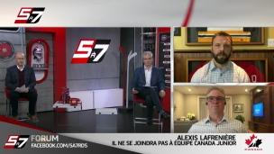 Forum : Pas de Lafrenière pour ÉCJ