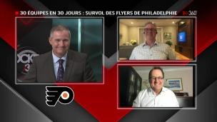 Flyers : Couturier pourrait bientôt prendre le flambeau de Giroux