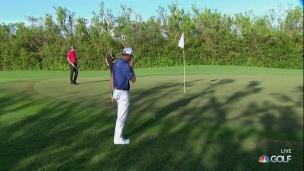 PGA : Classique Mayakoba (1re ronde)