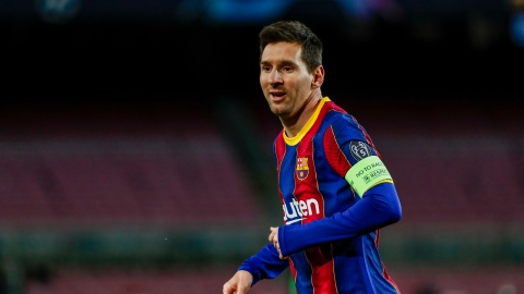 C'est fini pour Messi à Barcelone