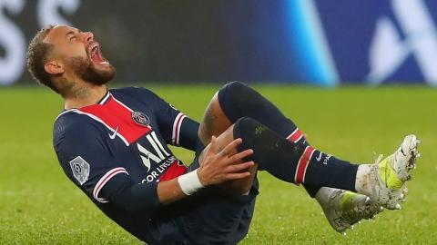 Évolution « favorable » pour Neymar