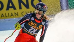 Premier top-10 pour Marie-Michèle Gagnon